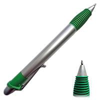 Ручка шариковая LOGO серебрянная