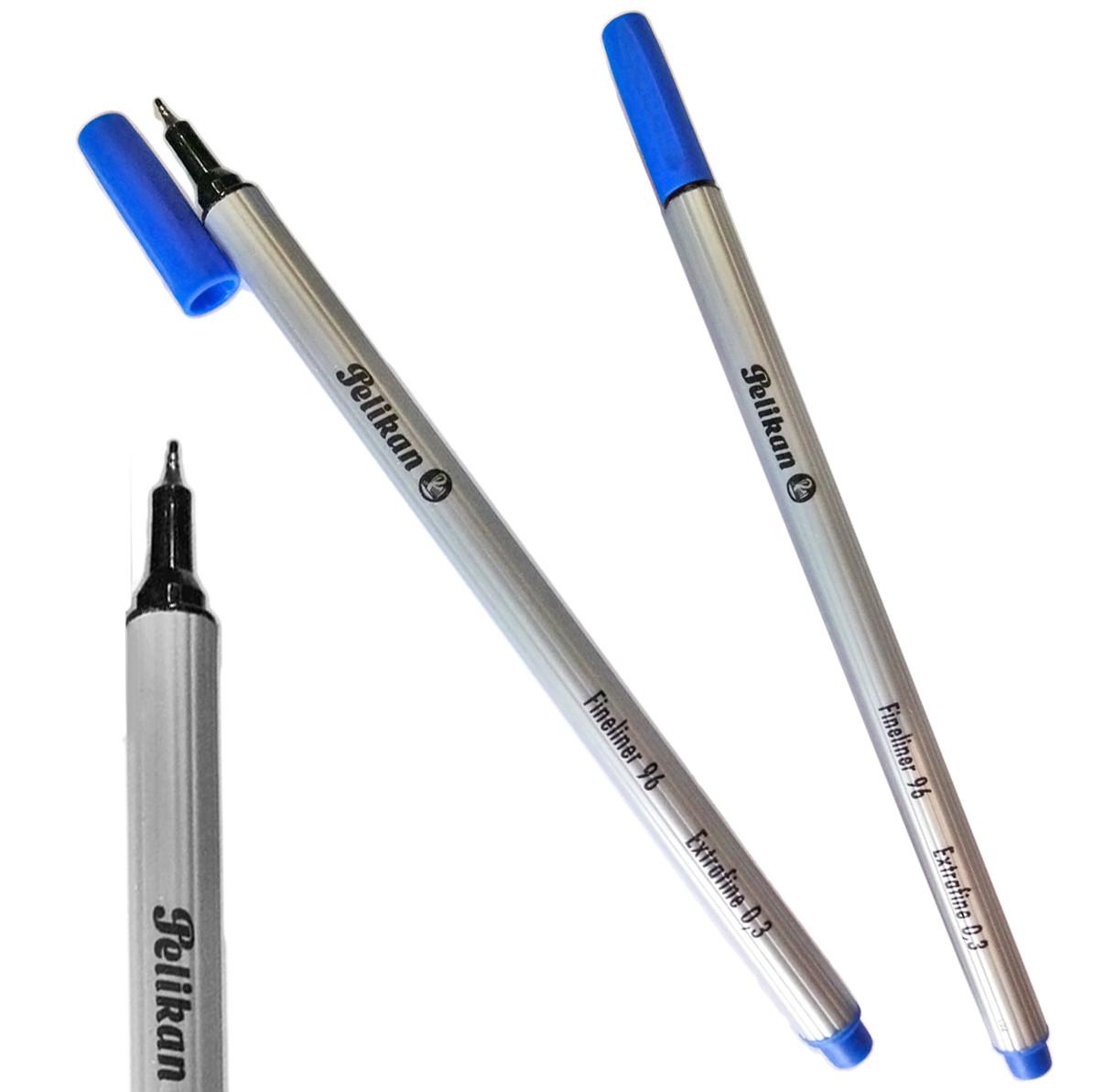 Ручка капиллярная PELIKAN Extraliner синяя