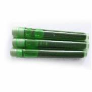 Картриджи RAYON, к ручке капиллярной (не перьевая чернильная ручка) со сменными картриджами -зелёные