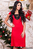 Красивое женское платье к-0716