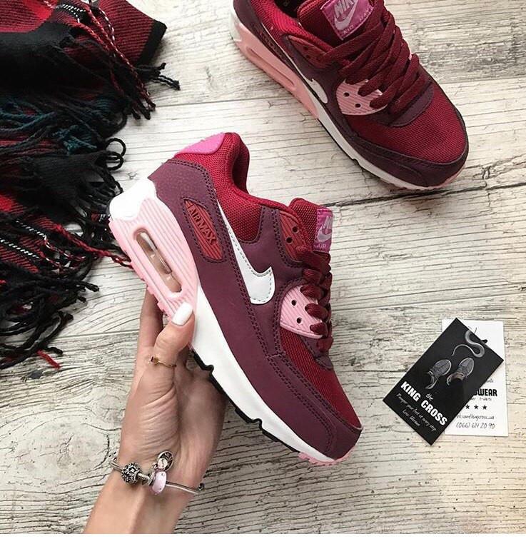 1f62dd973f5b Женские кроссовки Nike Air Max 90 AT-345 - «Riccardo» - мультибрендовый  интернет