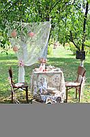 Декорації Чайні посиденьки у бабусиному саду
