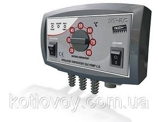 Автоматика для твердотопливного котла TECH ST 20