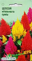"Семена цветов Целозия метельчатая, смесь, однолетнее 0.2 г, ""Елітсортнасіння"", Украина"