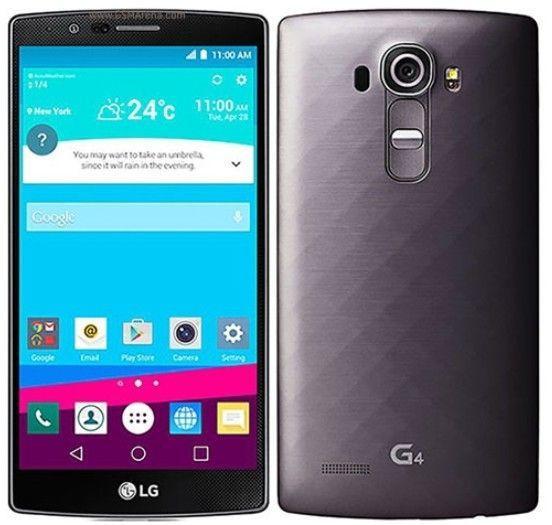 Смартфон LG H818 G4 Dual (Metallic gray)