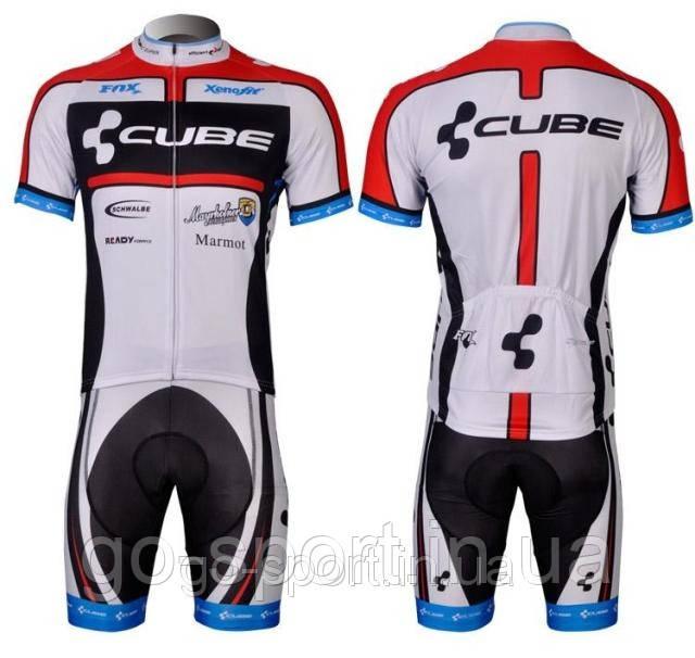 Велоформа Cube 2012 v1 bib
