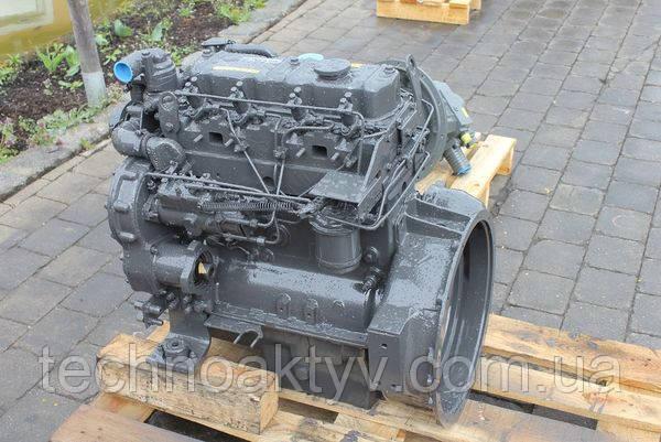 Дизельный Двигатель Perkins L 4.236
