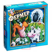 Настольная игра Granna Суперфермер (80865) (Грана) Настольная семейная игра - Супер Фермер