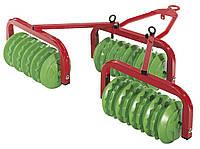 Диски для обработки почвы Rolly Toys зеленые