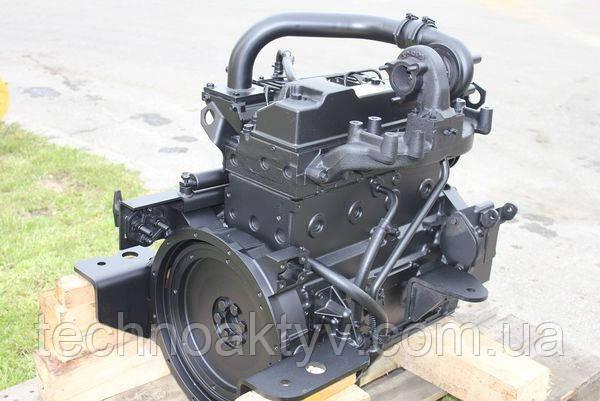 Дизельный Двигатель     Cummins 4 BT 3.3