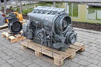 Дизельный Двигатель     Deutz F6L912