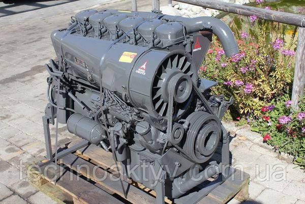 Дизельный Двигатель     Deutz F6L913, BF6L913