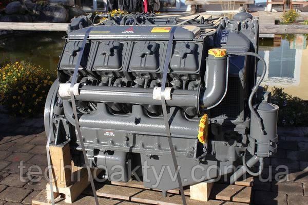 Дизельный Двигатель     Deutz F8L514