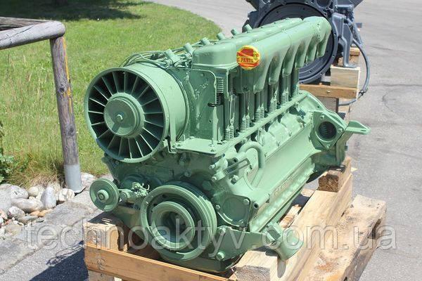 Дизельный Двигатель     Deutz F6L812