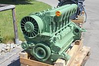 Дизельный двигатель Deutz F6L812, 1998  г.в.