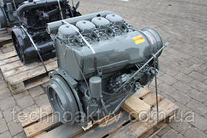 Дизельний Двигун Deutz F4L812
