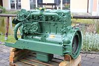 Дизельный Двигатель     Volvo D 60 A