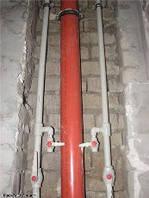 Замена канализационного стояка в Севастополе
