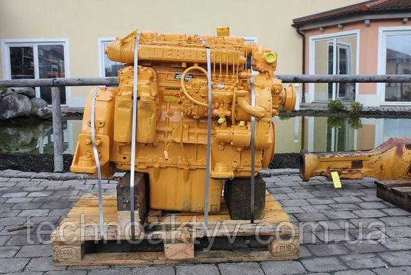 Дизельный Двигатель     Liebherr D904T 82 kw