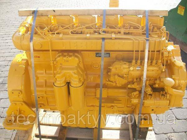 Дизельный Двигатель     Liebherr D906TB