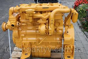 Дизельный Двигатель     Liebherr D904T б/у бу все версии
