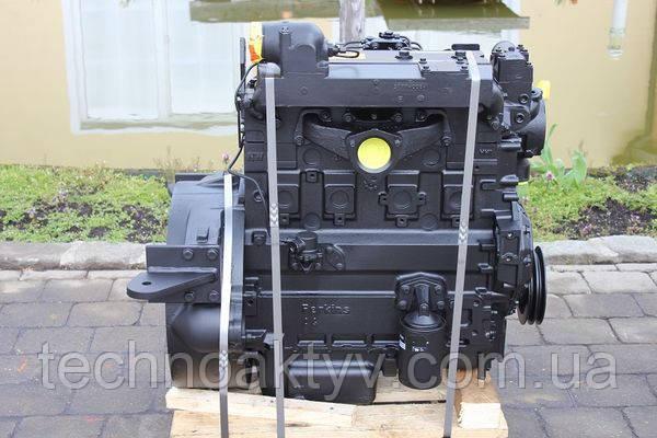 Дизельный Двигатель     Perkins AA, AB, AC, AR 1004-4, 1004-40T