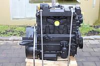 Дизельный двигатель Perkins 1004-4, 2005  г.в.