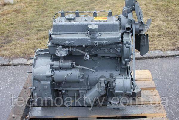 Дизельный Двигатель     Perkins 4.300/318, 1979  г.в.
