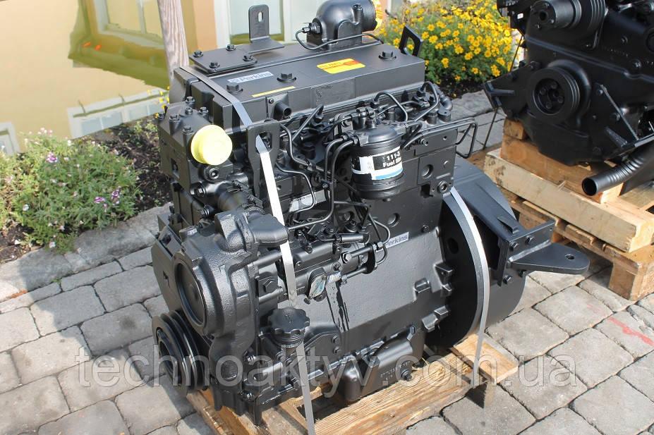 Дизельный Двигатель     Perkins AA 1004-4, 1994  г.в.