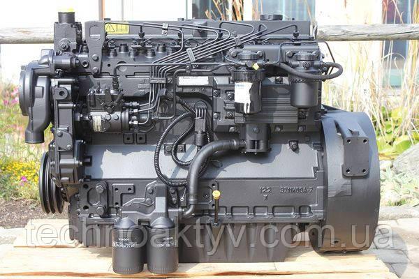 Дизельный Двигатель     Perkins YB 1006-6, 1995  г.в.