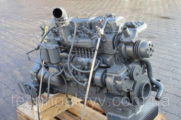 Дизельный Двигатель     Steyr, 1987  г.в.