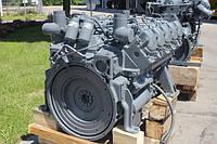 Дизельный двигатель (10 цилиндров) MAN D 2530 ME, 1991  г.в.