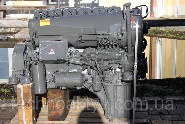Дизельный Двигатель     (от Atlas 1704LC) Deutz BF6L913, 1993  г.в.