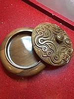 Шкатулка рахва ручної роботи з горіха, фото 1