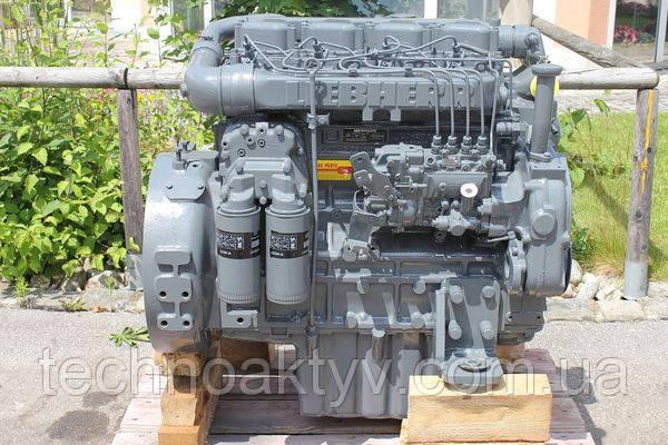 Дизельный Двигатель     (от LH A902 LIT) Liebherr D 904TB, 1995  г.в.