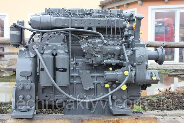 Дизельный Двигатель     (от LH A904LIT) Liebherr D 904 TB, 1995  г.в.