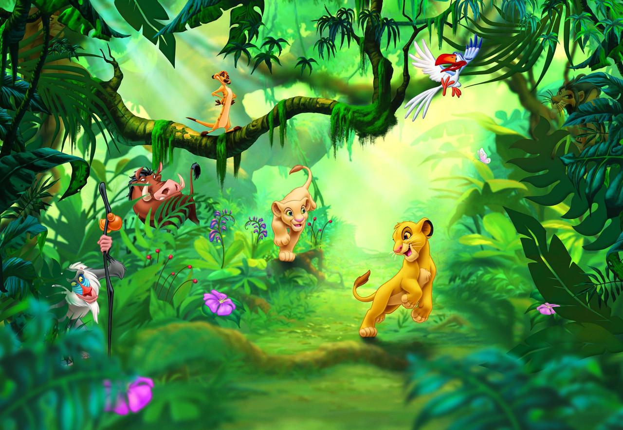 Прикольные рисунки, картинки джунгли детские