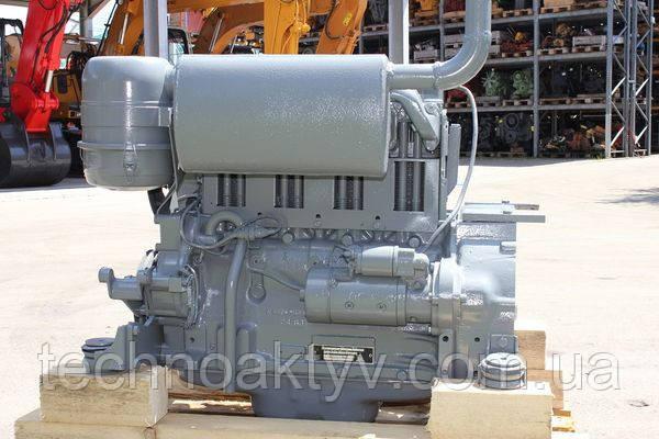 Дизельный Двигатель     (от Mecalac 11 CX) Deutz F4L913, 1995  г.в.