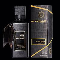 Парфюмерная вода-спрей Мontale Black Aoud (Черный Уд)