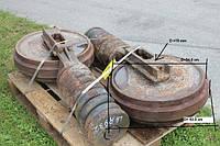 Направляющие колесо Liebherr R932, 1994  г.в.
