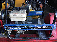 Б/у генератор (электростанция) SDMO HX 4000 (4 КВТ)