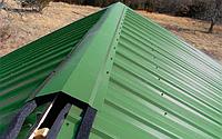 Листы профнастила ПК-20 (для крыши)