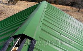 Профнастил кровельный ПК-20 0,45мм глянцевый Украина