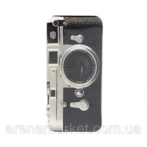Чехол для iPhone 5/5S Retro Camera