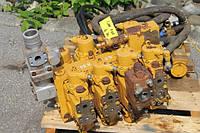 Распределитель гидравлический гусеничного экскаватора Eder R 825, 1992  г.в.