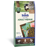 Bosch (Бош) ADULT MENU - корм для собак с нормальной активностью, 3кг
