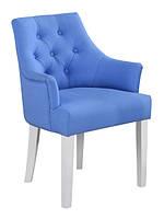 """Кресло с подлокотниками  """"Тиффани"""" (ТК лагуна) (белый), фото 1"""