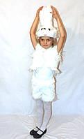 Маскарадный костюм Зайчик белый