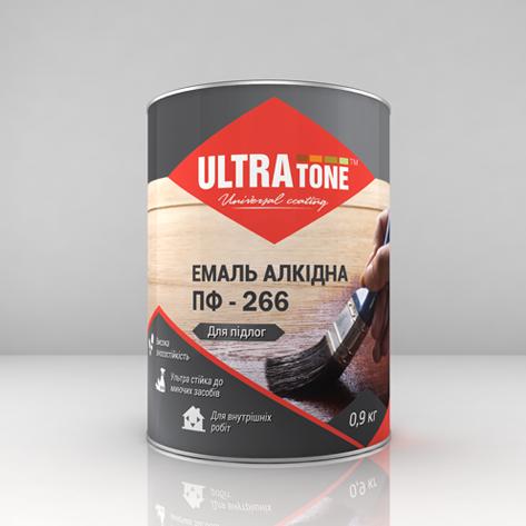 """Эмаль ПФ-266 для пола """"ULTRAtone"""""""