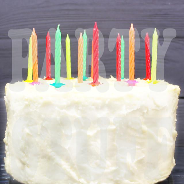 свечи для торта неоновые